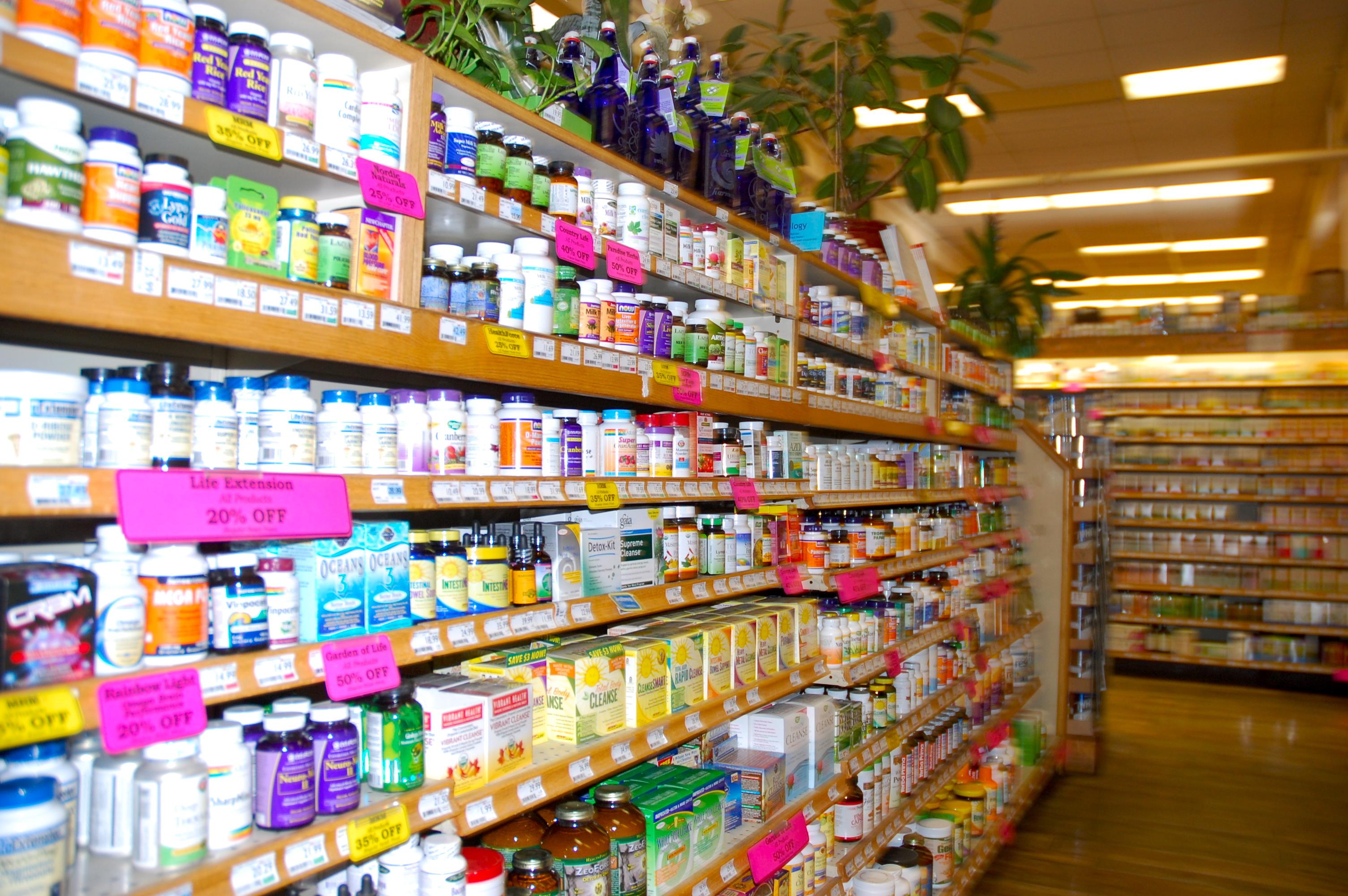 helseprodukter